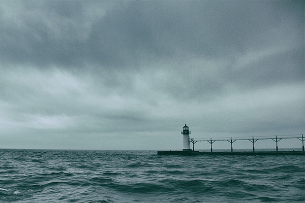 St. Joseph North Pier Inner and Outer Lights