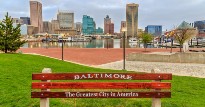 Best Parts About Living in Baltimore MD