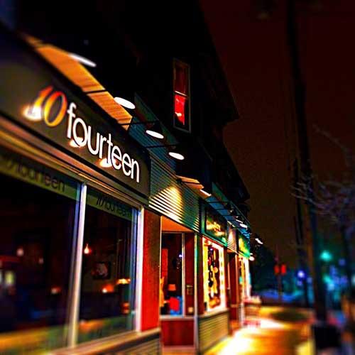 10Fourteen - a local restaurant in Hintonburg