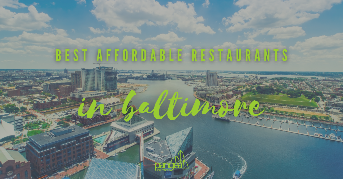 7 of the Best Affordable Eats in Baltimore