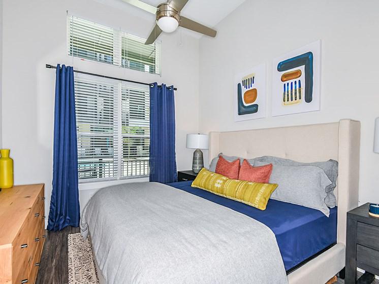 Beautiful Bright Bedroom With Wide Windows at Axio at Carillon, Saint Petersburg, FL