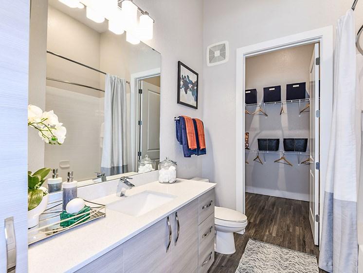 Luxurious Bathroom at Axio at Carillon, Florida, 33716