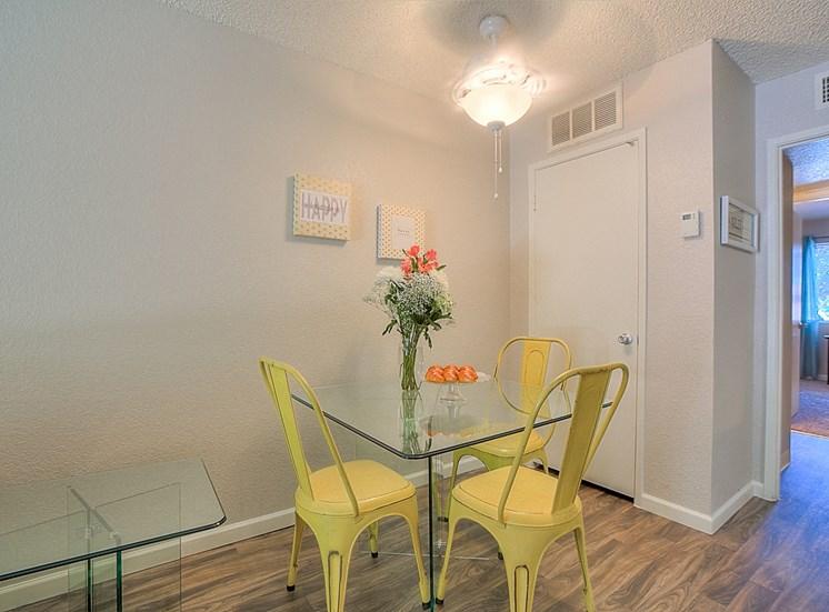 Hardwood Floors at Eagle Point Apartments, NM, 87111