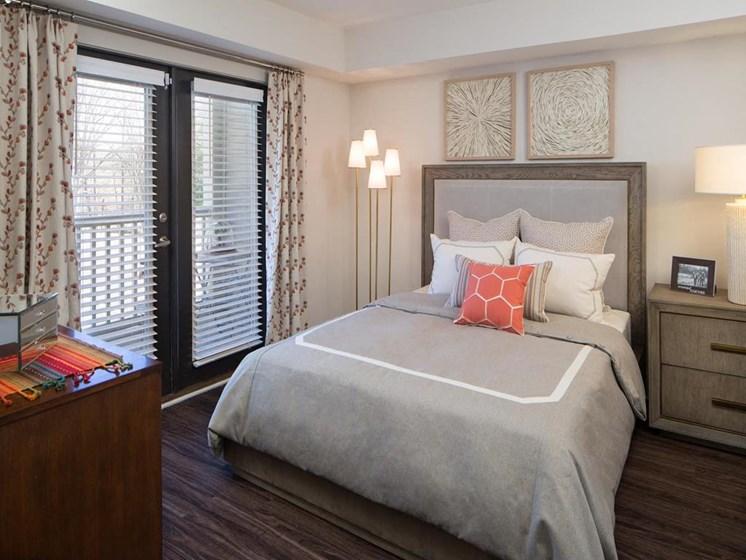 Spacious Bedrooms at The Metro Apartments, Atlanta, GA