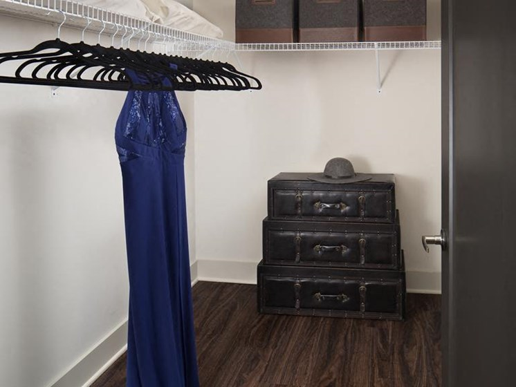 Abundant Storage Including Walk-In Closets at The Metro Apartments, Atlanta, 30339
