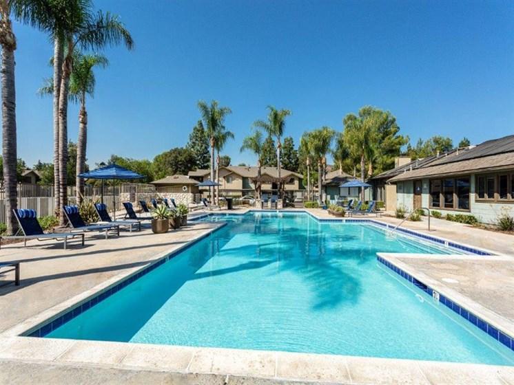 pool at The Ashton, Corona, 92879