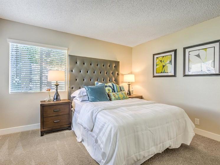 Private Master Bedroom at The Ashton, Corona, CA