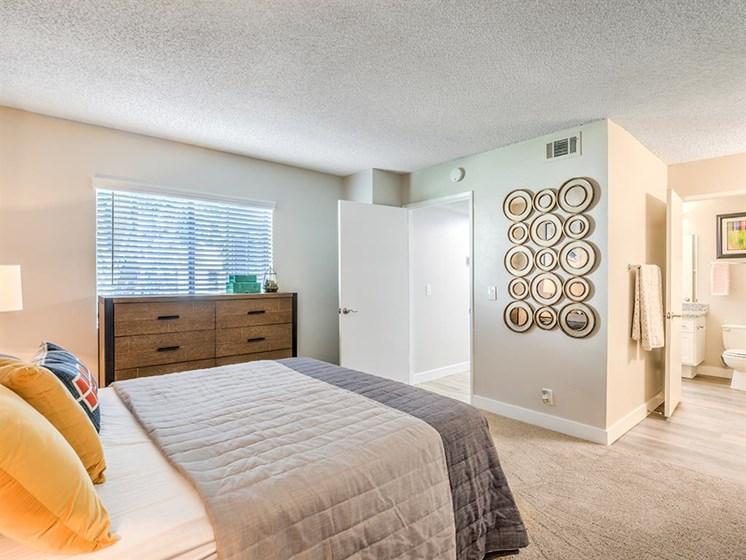 Private Master Bedroom at The Ashton, Corona