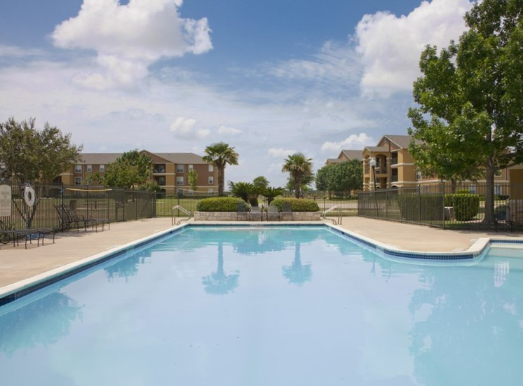 Crystal Clear Swimming Pool at Montelena, Texas, 78664