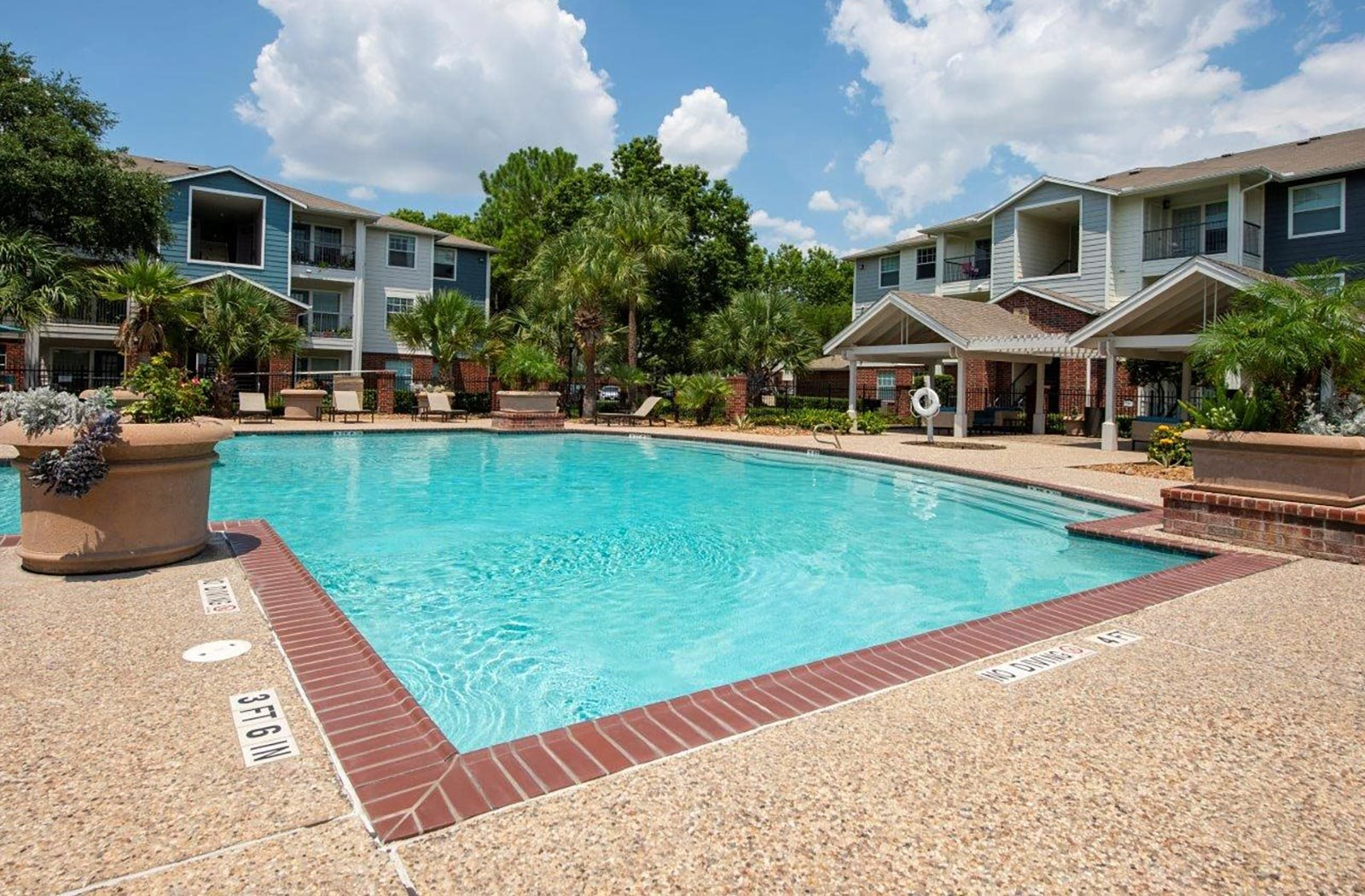 Private Swimming Pool at 8181 Med Center, Houston, TX, 77054