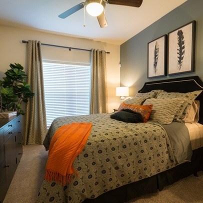 Beautiful Bright Bedroom With Wide Windows at Allora Bella Terra, Texas, 77406