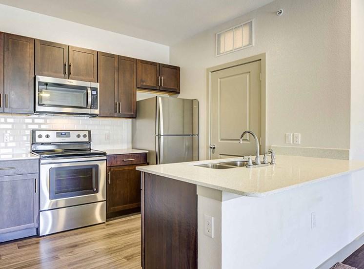 Unit Kitchen Area
