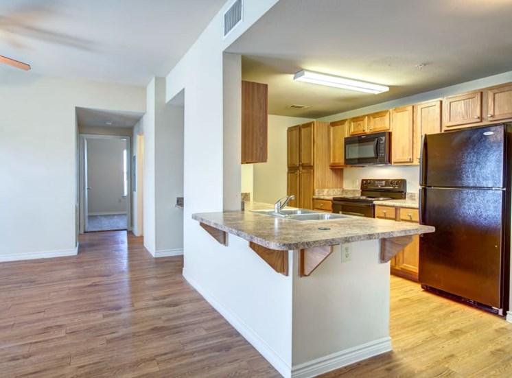 interior unit kitchen