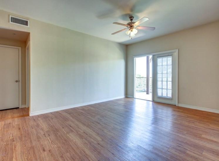 interior open space
