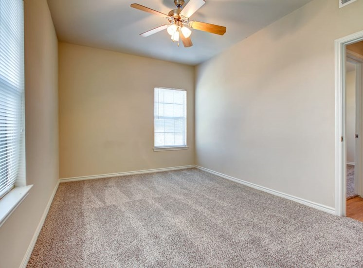 interior room with carpet floors
