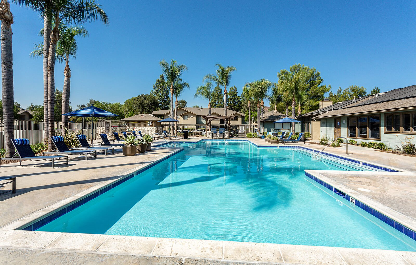 Invigorating Swimming Pool at The Ashton, Corona