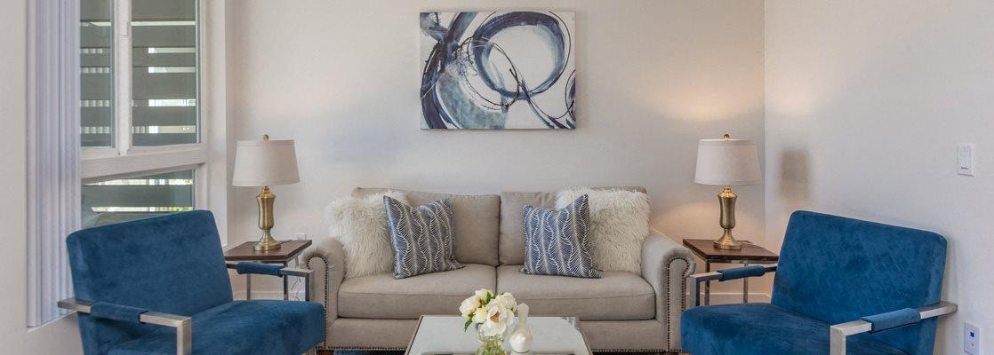 Sedona - Living Room Area