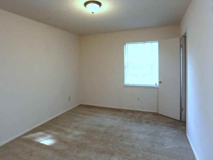 Unfurnished Bedroom