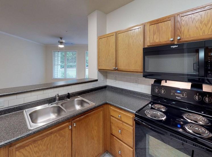 Walton Reserve Apartment Home Renovated Kitchen