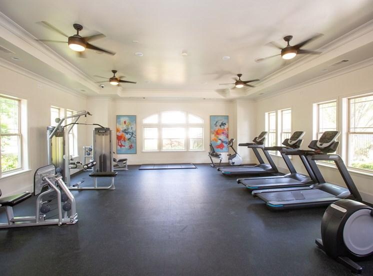 Walton Reserve Apartment Homes Fitness Center