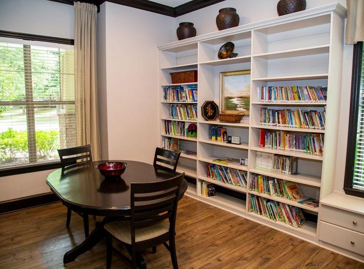 Legacy at Walton Village Apartment Homes, Marietta Ga Library
