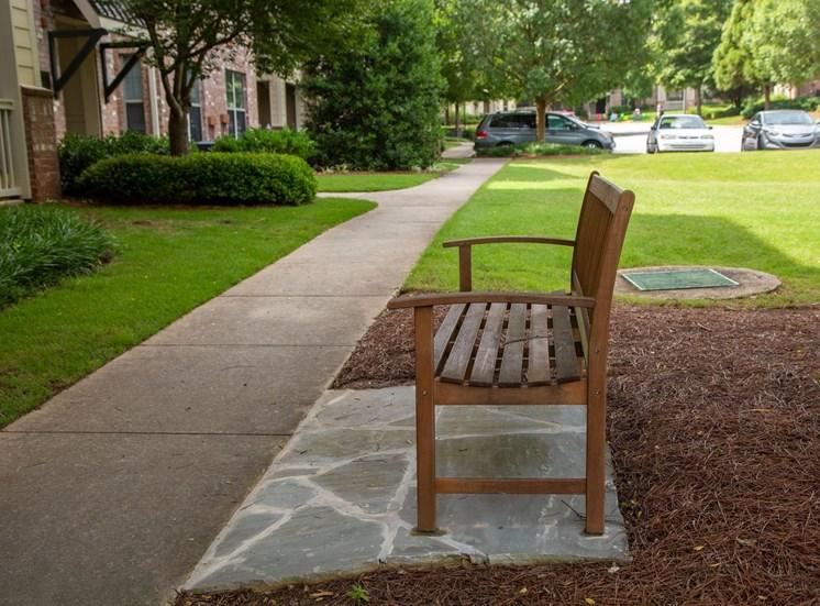 Legacy at Walton Village Apartment Homes, Marietta Ga Walking Paths