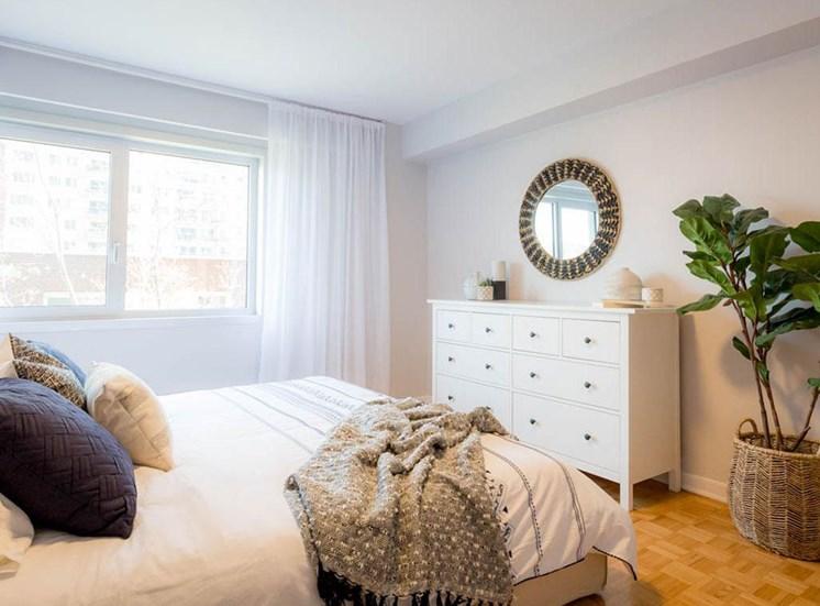 Bedroom at Hill Park, Montreal, QC, H3V 1G1