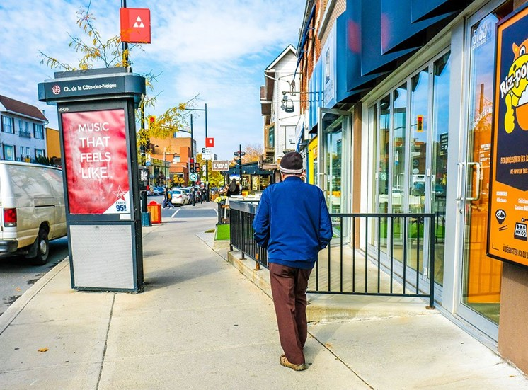 Street Shops at Hill Park, Montreal, QC, H3V 1G1