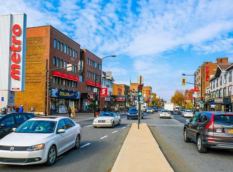 Streets at Hill Park, Quebec, H3V 1G1