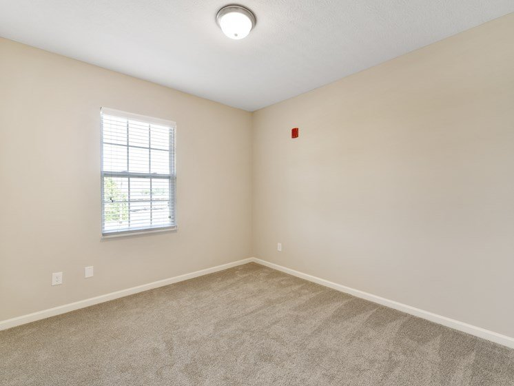 Spacious Bedroom At Austin Place Apartments