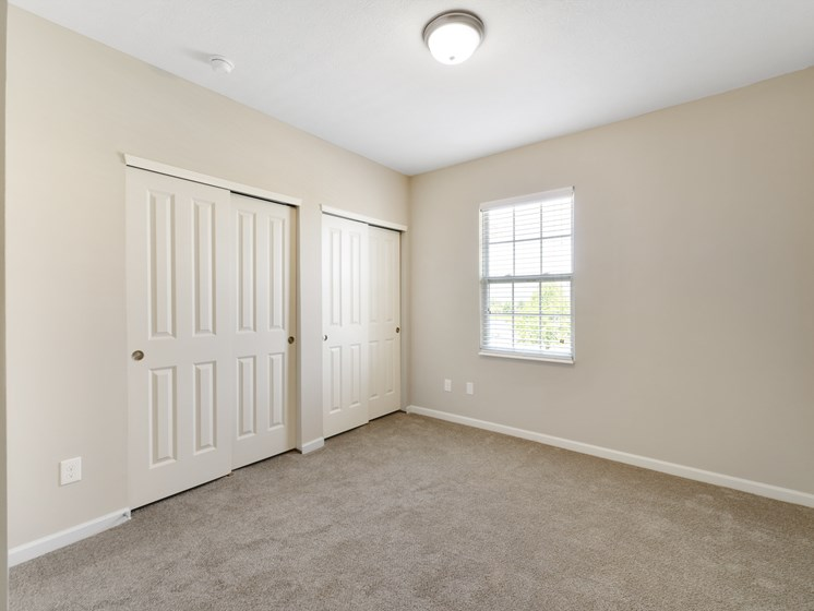 Ample Closet Space In Bedrooms At Austin Place Apartments