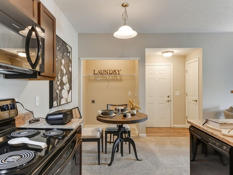 Open Concept Apartment Homes at Austin Place