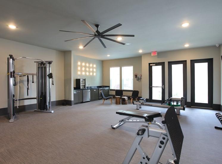 Fitness Center Tapestry Cypress Creek