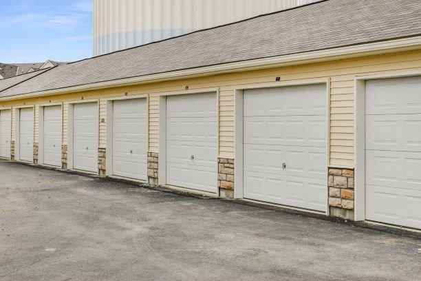 Garages Avaliable for Residents at Austin Place Apartments