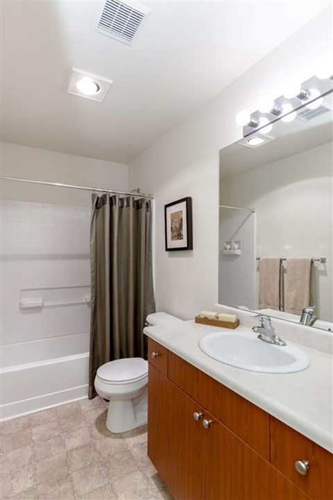 The Decor possibilities are endless in this large bathroom