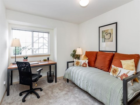 This Space is perfect for an office!