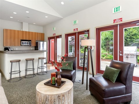 Entertain your Guests in the Clubhouse