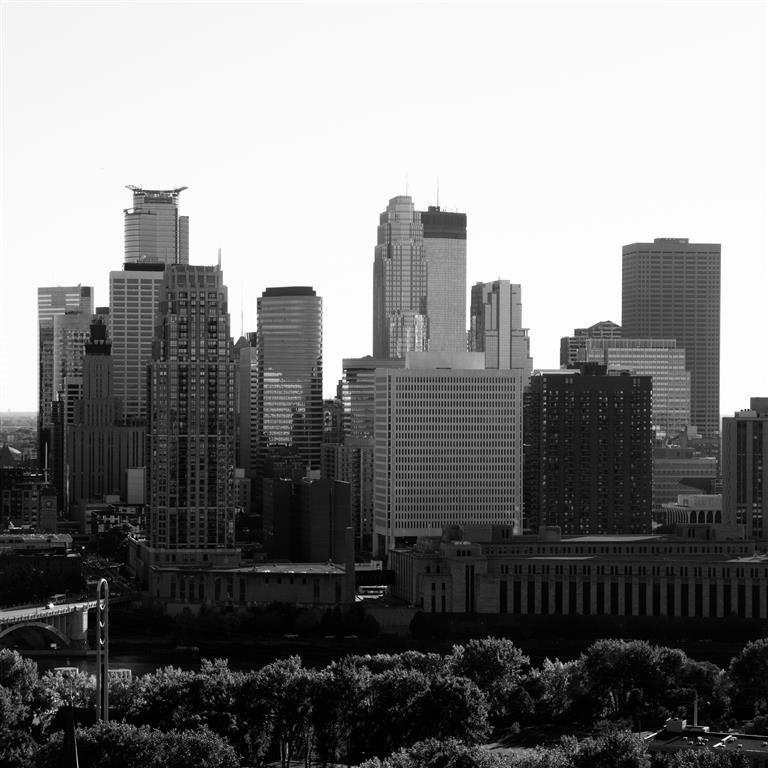 Northeast Minneapolis City Views Rafter Apartments