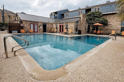 Motif South Lamar Resident Pool
