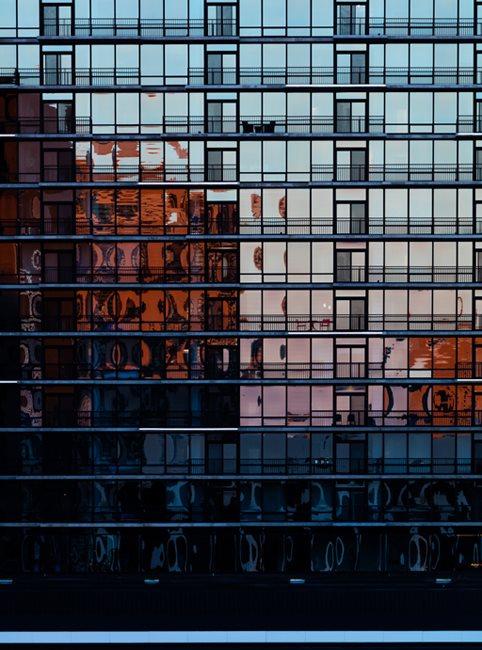 365 Nicollet exterior windows