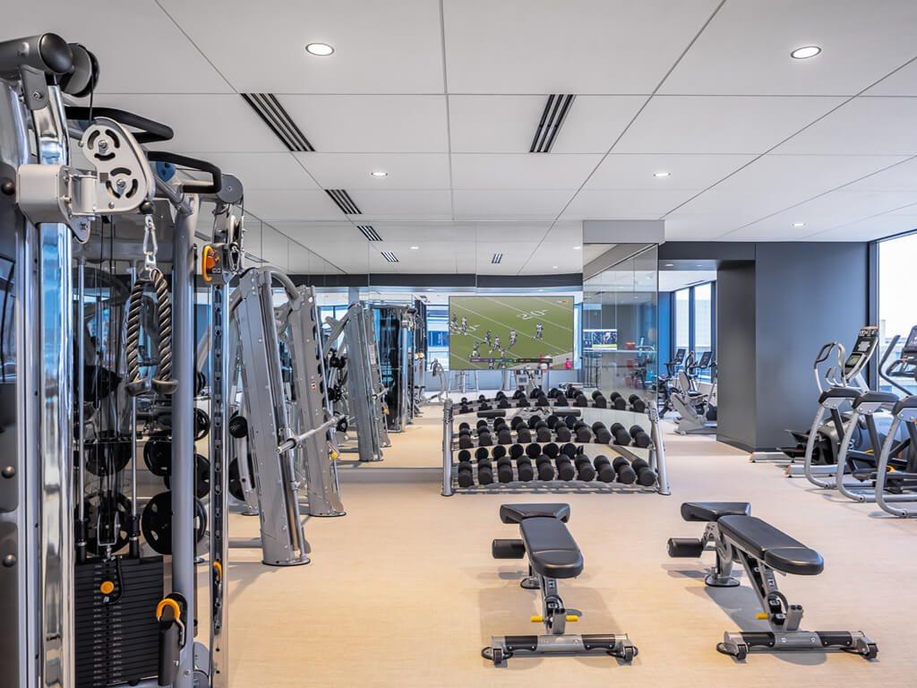 365 Nicollet Fitness Center
