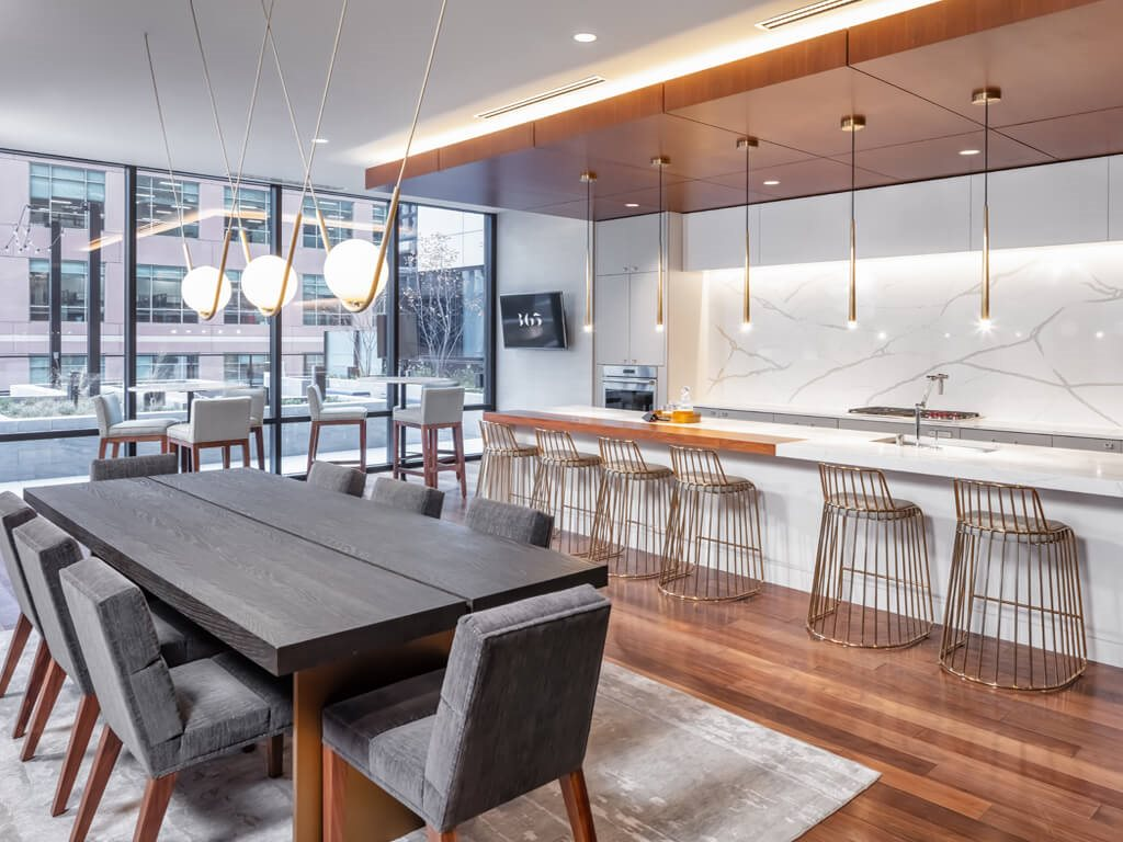 365 Nicollet Public Kitchen Room