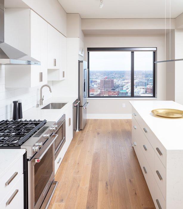 Apartment Kitchen 365 Nicollet