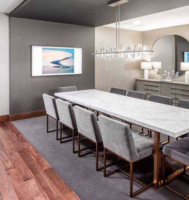 365 Nicollet Private Board Room