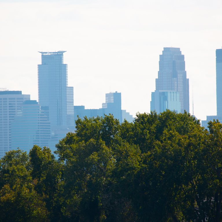Rafter Apartments Northeast Minneapolis Views