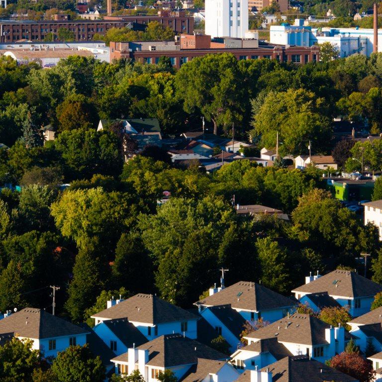 Northeast Minneapolis Rafter Apartments