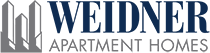 Weidner Apartment Homes Logo 1