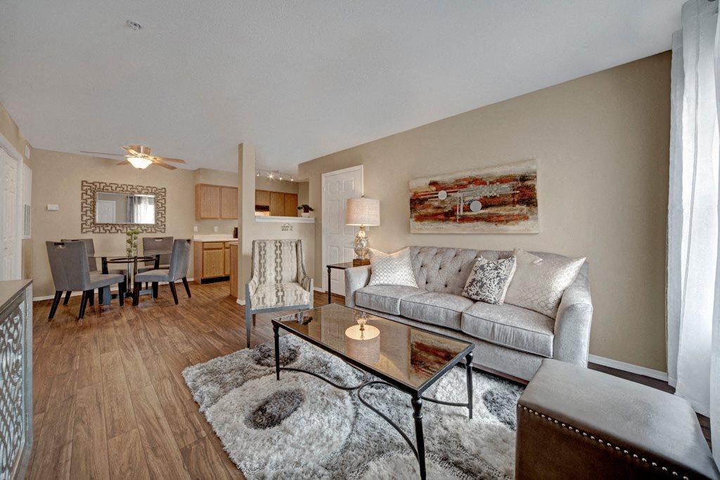 Summit Pointe Living Room