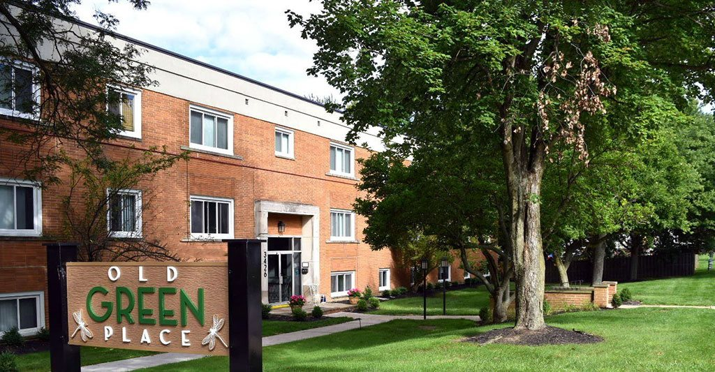 Beautiful Exterior View at Old Green Place Apartments, Integrity Realty LLC, Beachwood, OH, 44122