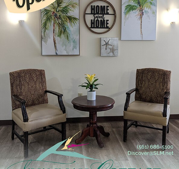 Cottage Welcome at Savannah Court of The Palm Beaches, West Palm Beach, Florida